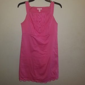 Lilly Pulitzer | Pink Sleeveless Dress